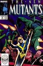 The New Mutants vol 1 # 67