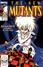 The New Mutants vol 1 # 68