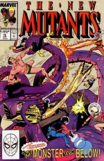 New Mutants vol 1 # 76