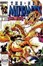 New Mutants vol 1 # 77
