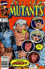 New Mutants vol 1 # 87