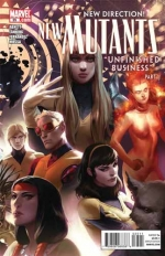New Mutants vol 3 # 25