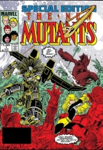 The New Mutants Special Edition # 1