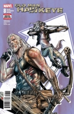 Old Man Hawkeye # 8