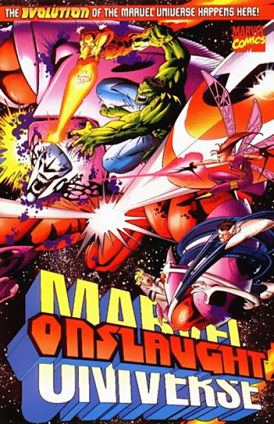 Onslaught: Marvel # 1