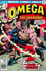 Omega the Unknown # 6