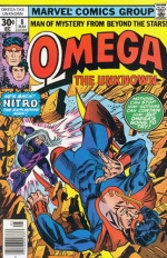 Omega the Unknown # 8