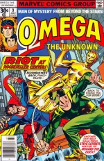 Omega the Unknown # 9