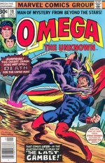 Omega the Unknown # 10