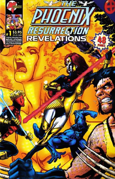 Phoenix Resurrection: Revelations # 1