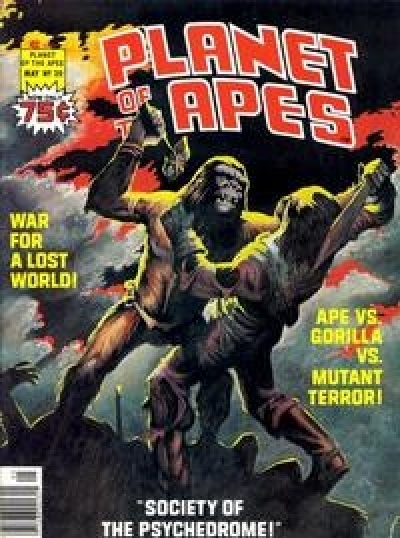 Planet of the Apes # 20