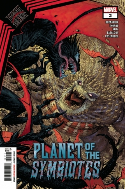 King in Black: Planet of the Symbiotes # 2