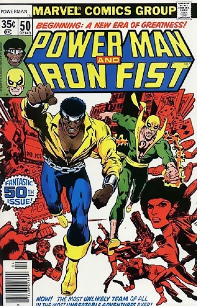 Power Man And Iron Fist vol 1 # 50