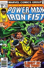 Power Man And Iron Fist vol 1 # 51