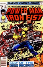 Power Man And Iron Fist vol 1 # 52