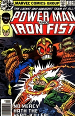 Power Man And Iron Fist vol 1 # 53