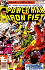 Power Man And Iron Fist vol 1 # 55