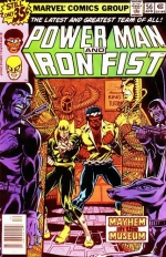 Power Man And Iron Fist vol 1 # 56