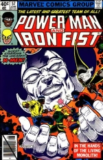 Power Man And Iron Fist vol 1 # 57