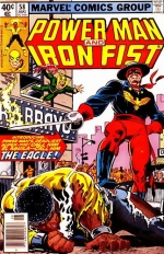 Power Man And Iron Fist vol 1 # 58