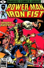Power Man And Iron Fist vol 1 # 60