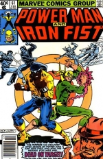 Power Man And Iron Fist vol 1 # 61