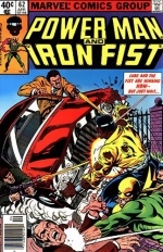 Power Man And Iron Fist vol 1 # 62