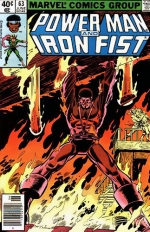Power Man And Iron Fist vol 1 # 63