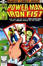 Power Man And Iron Fist vol 1 # 64