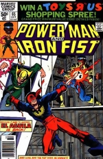 Power Man And Iron Fist vol 1 # 65