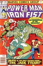 Power Man And Iron Fist vol 1 # 66