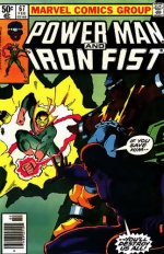 Power Man And Iron Fist vol 1 # 67