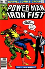 Power Man And Iron Fist vol 1 # 68