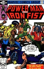 Power Man And Iron Fist vol 1 # 69