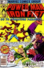 Power Man And Iron Fist vol 1 # 70
