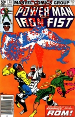Power Man And Iron Fist vol 1 # 73