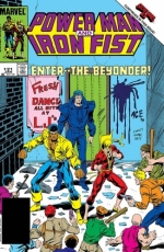 Power Man And Iron Fist vol 1 # 121