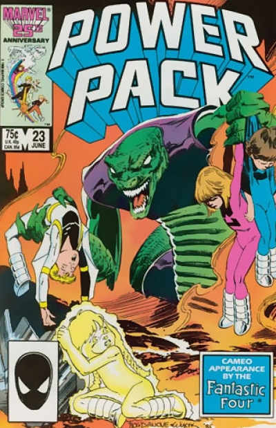 Power Pack vol 1 # 23
