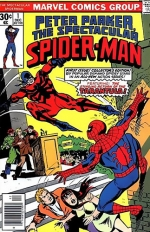 Peter Parker, Spectacular Spider-Man # 1