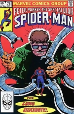 Peter Parker, Spectacular Spider-Man # 78