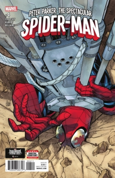 Peter Parker: The Spectacular Spider-Man # 4