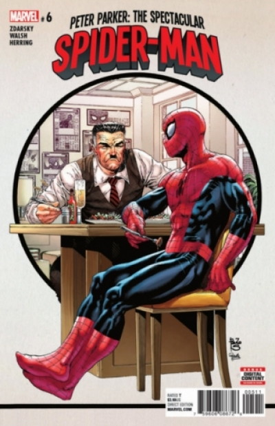 Peter Parker: The Spectacular Spider-Man # 6