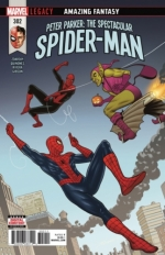 Peter Parker: The Spectacular Spider-Man # 302