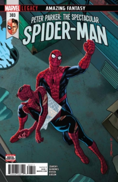 Peter Parker: The Spectacular Spider-Man # 303