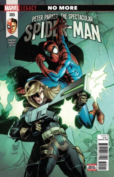 Peter Parker: The Spectacular Spider-Man # 305