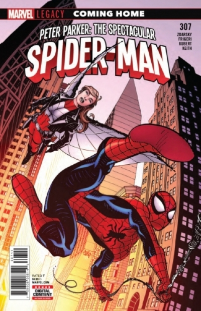 Peter Parker: The Spectacular Spider-Man # 307