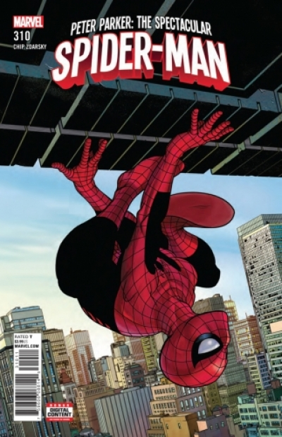 Peter Parker: The Spectacular Spider-Man # 310