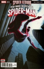 Peter Parker: The Spectacular Spider-Man # 313