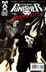 Punisher Max: Naked Kill # 1