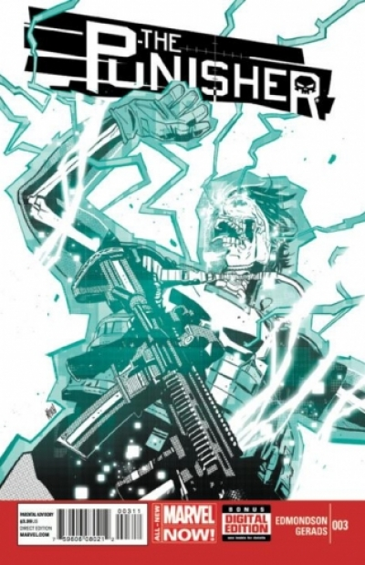 Punisher vol 10 # 3